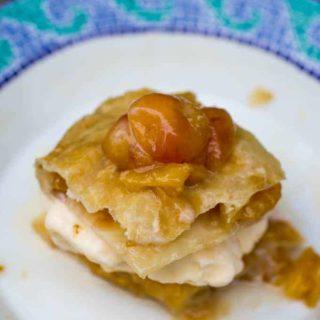 Rainier Cherry Pastry