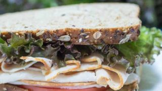 Easy Turkey Sandwich