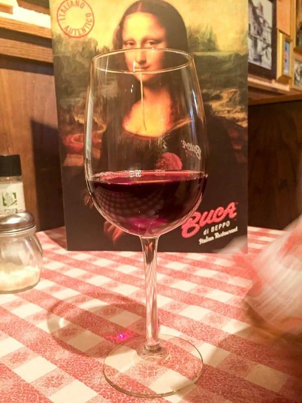 Buca Wine
