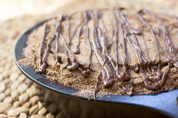 Chocolate Sour Cream Coffee Cake