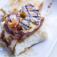 Teriyaki Pineapple Pork Tenderloin Sliders