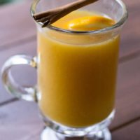 Spiced Slow Cooker Apple Citrus Hot Cider