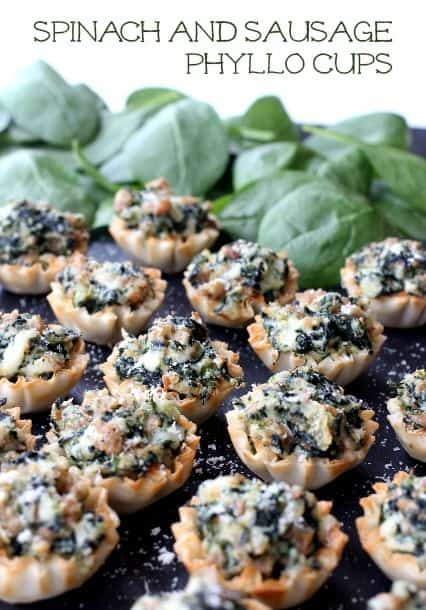 spinach-sausage-phyllo-cups-hero