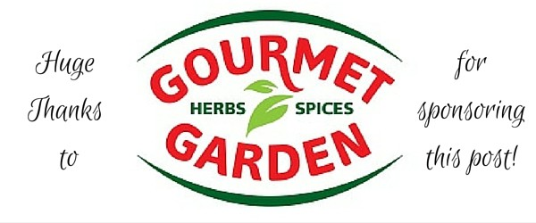 Gourmet Garden Sponsored