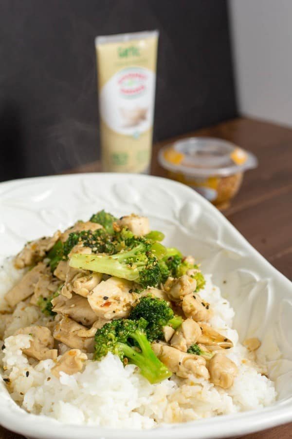 Honey Ginger Garlic Stir Fry-11
