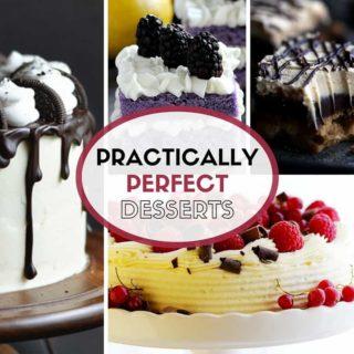 Dessert Recipe Roundup