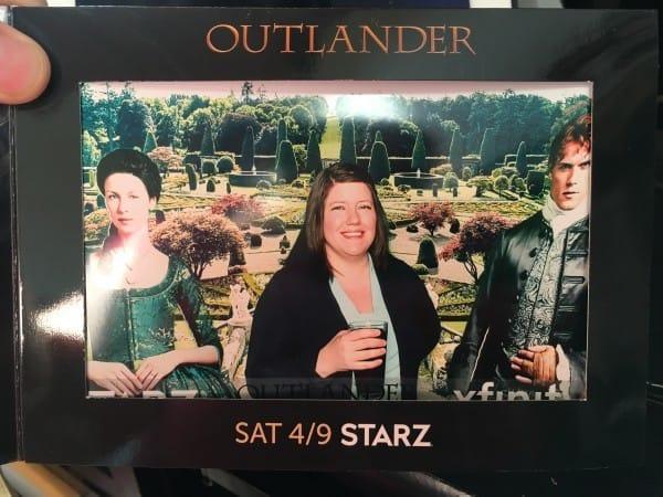 Outlander Screening Promo Shot