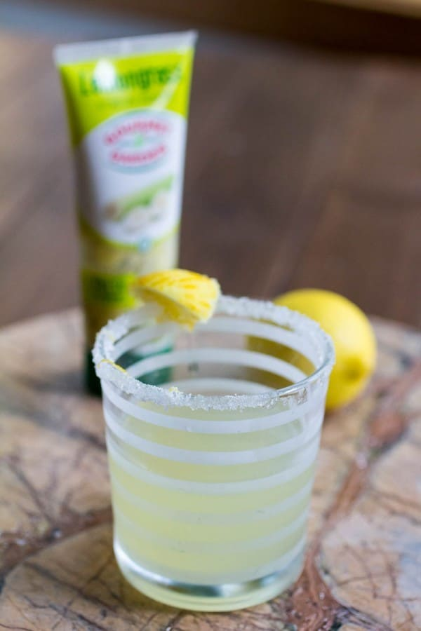 Lemongrass Lemon Drop