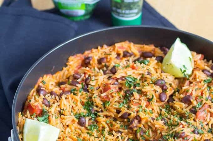 Spicy Mexican Rice