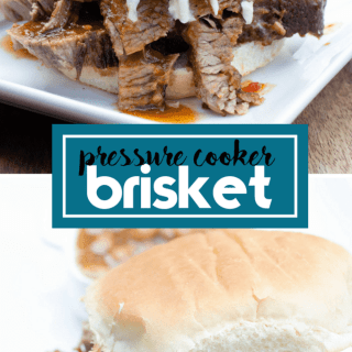 how to cook beef brisket in a pressure cooker