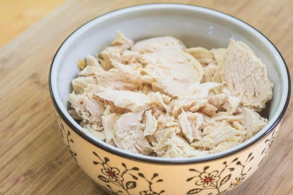 ... Chicken Breasts from FrozenInstant Pot Shredded Chicken Breasts from