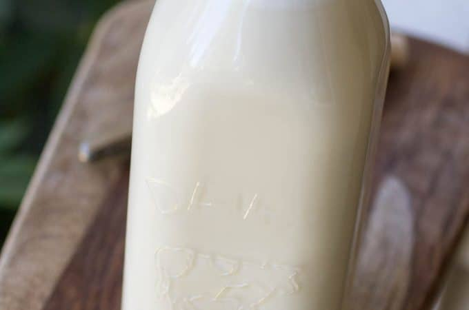 Vanilla Sweet Cream Coffee Creamer