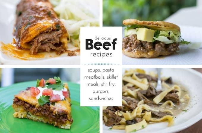 Beef Recipes