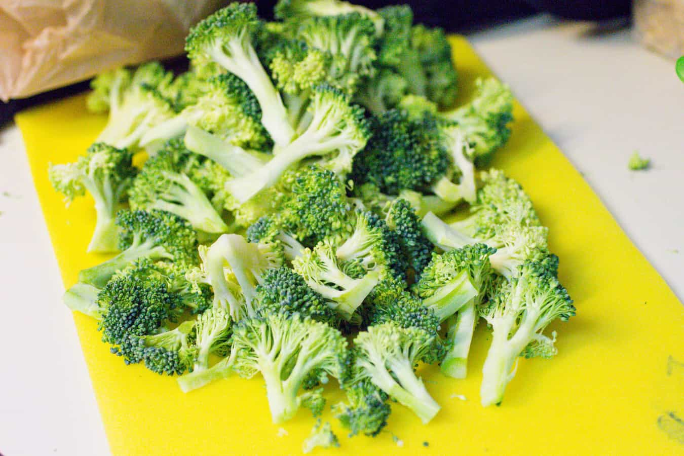 Easy Garlic Beef and Broccoli