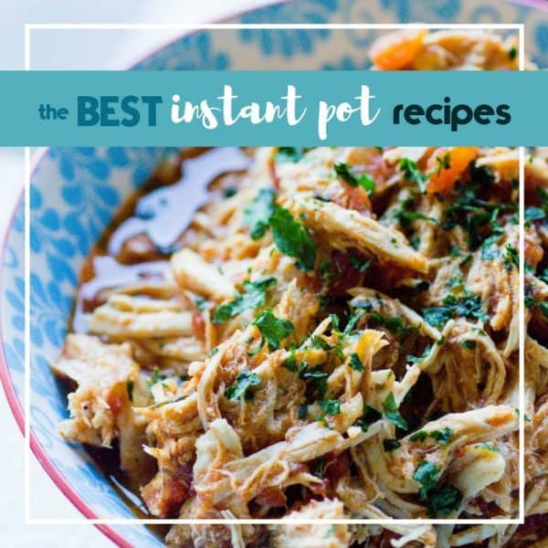 The Best Instant Pot Recipes