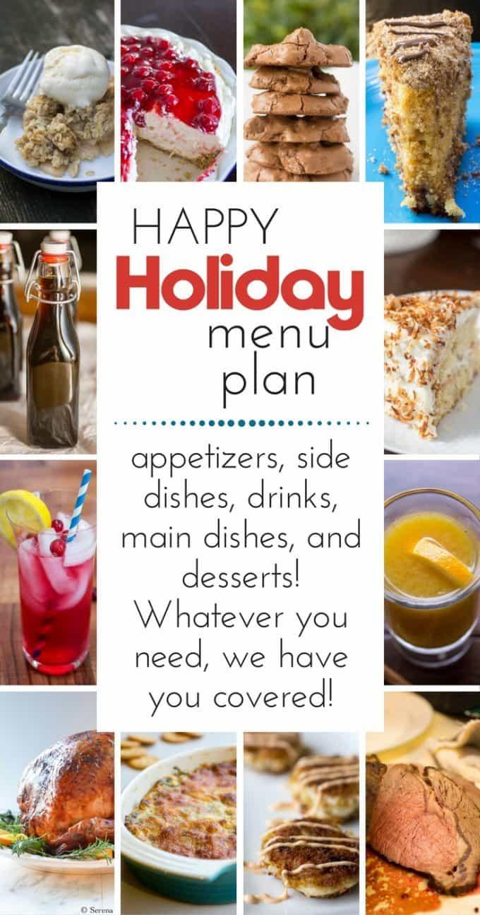 holiday-menu-planning