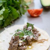 Instant Pot Street Tacos