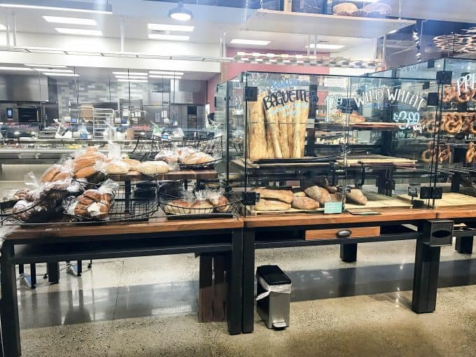 Main & Vine Gig Harbor WA Fresh Bread