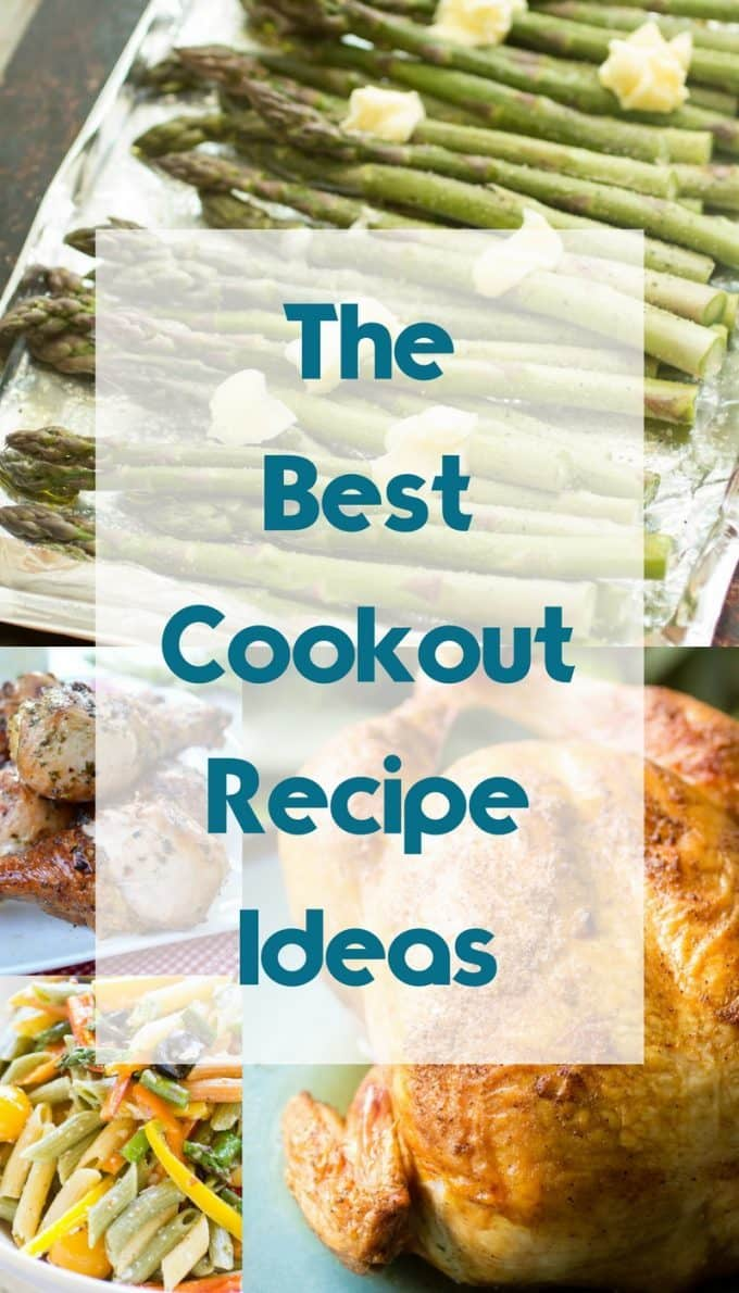 The Best Cookout Recipe ideas