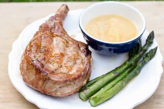 Traeger Pork Chops