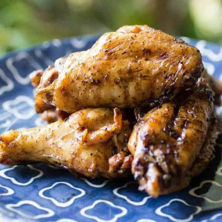 Traeger Grilled Chicken Wings Recipe