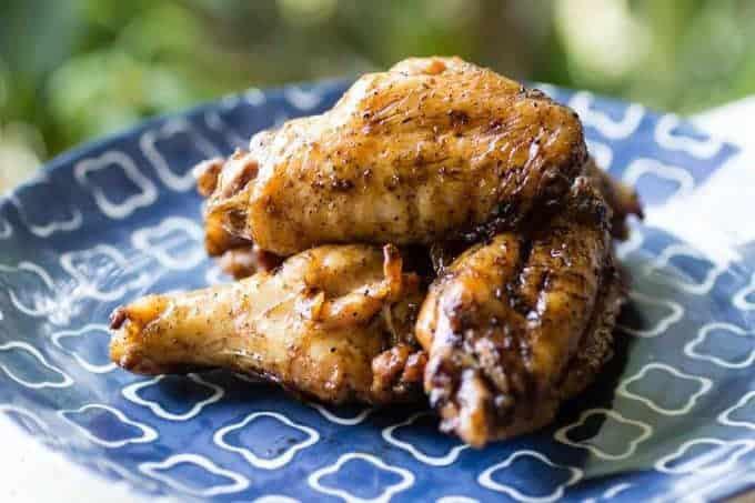 Traeger Chicken Wings