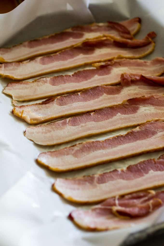 Traeger Bacon