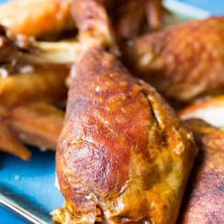 Traeger Smoked Turkey