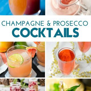 Best Champagne Cocktails for New Year's Eve
