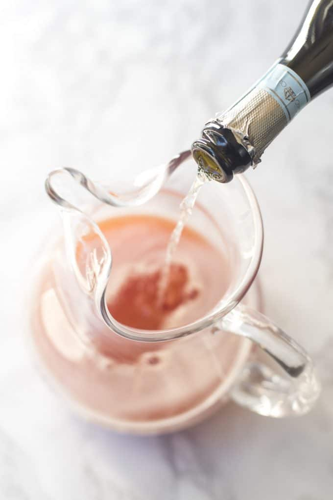 Cranberry-Peach-Prosecco-Punch