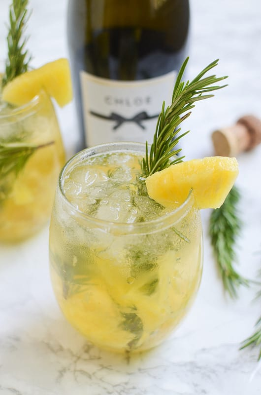 Pineapple Rosemary Crush