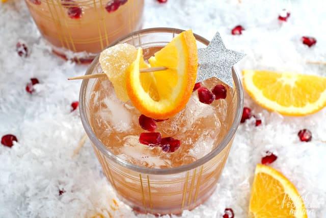 Pomegranate-Mimosa-Mule