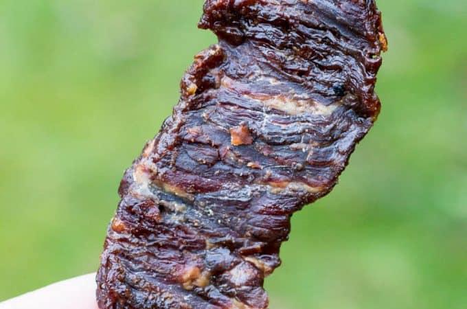 Traeger Beef Jerky