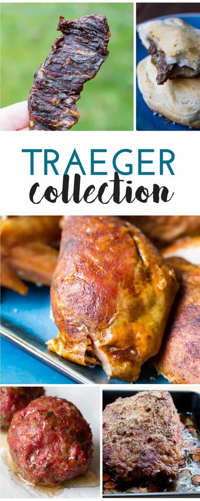 Traeger Recipe Collection