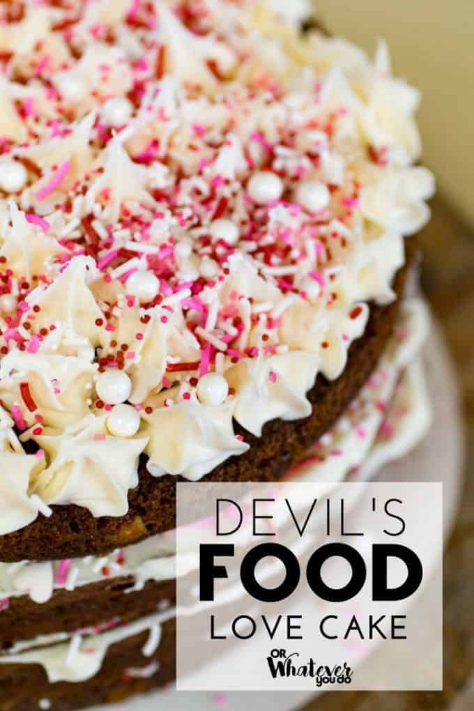 Instant Pot Devils Food Cake