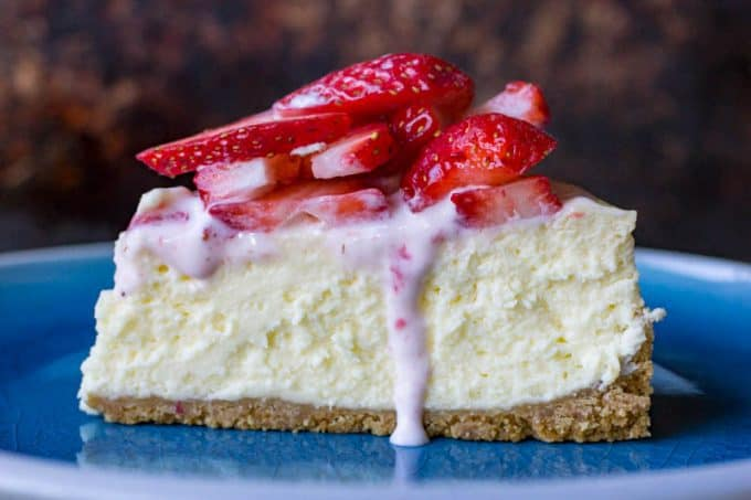 Instant Pot Cheesecake