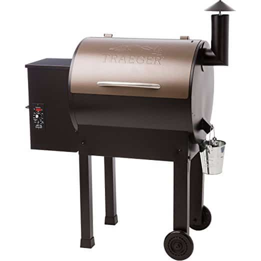 Traeger Grills Lil Tex Elite 22 Wood Pellet Grill and Smoker