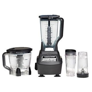 Ninja Mega Kitchen System (Blender, Processor, Nutri Ninja Cups) BL770