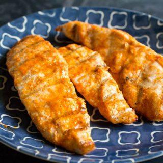 Traeger Grilled Buffalo Chicken Recipe
