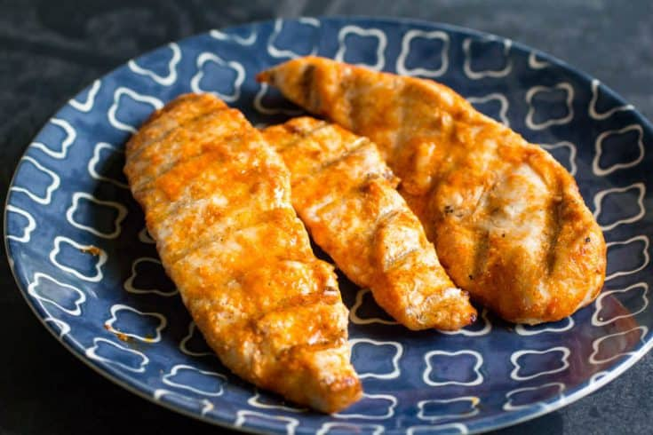 Traeger Grilled Buffalo Chicken Recipe