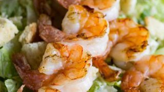 Traeger Grilled Shrimp Kabobs