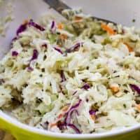 Coleslaw Recipe with Vinegar
