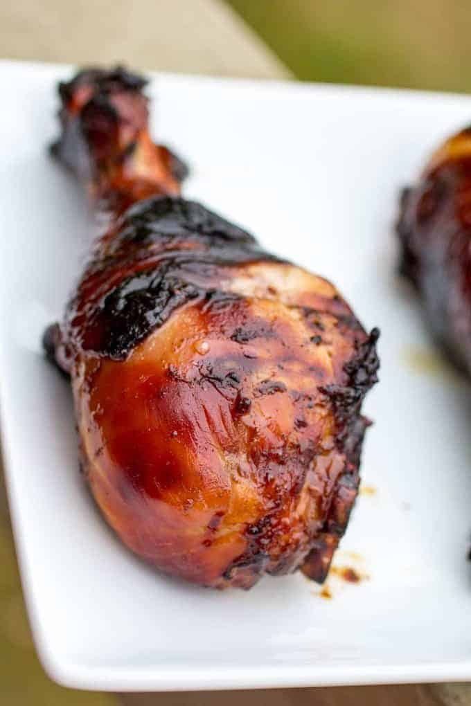 How to cook chicken thighs on a traeger grill