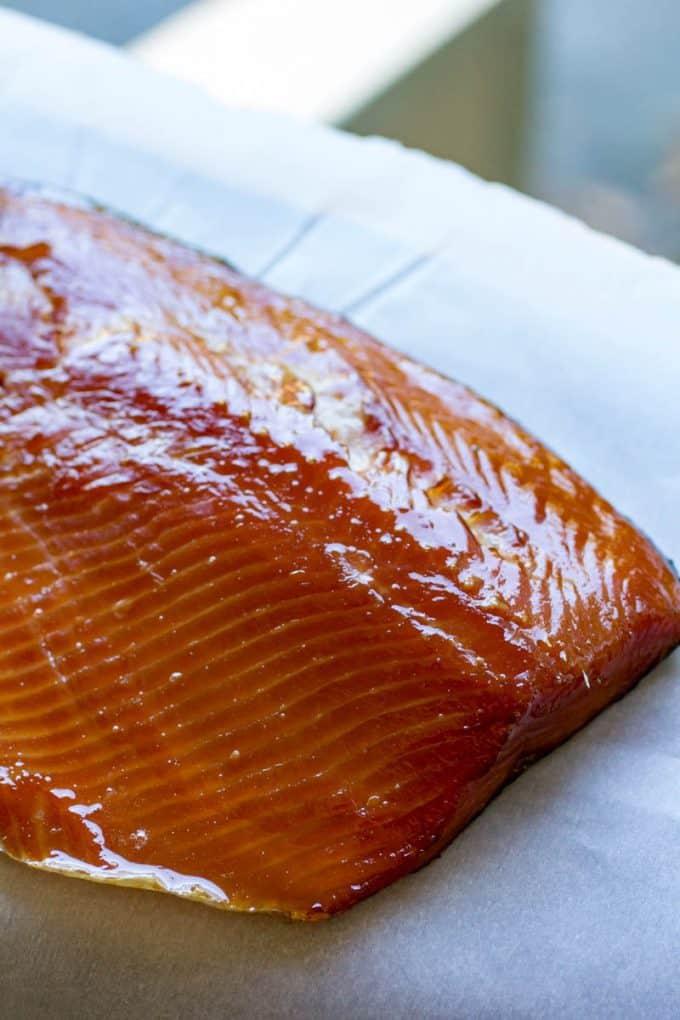 Traeger Smoked Salmon | Hot Smoked Salmon Recipe on the ...