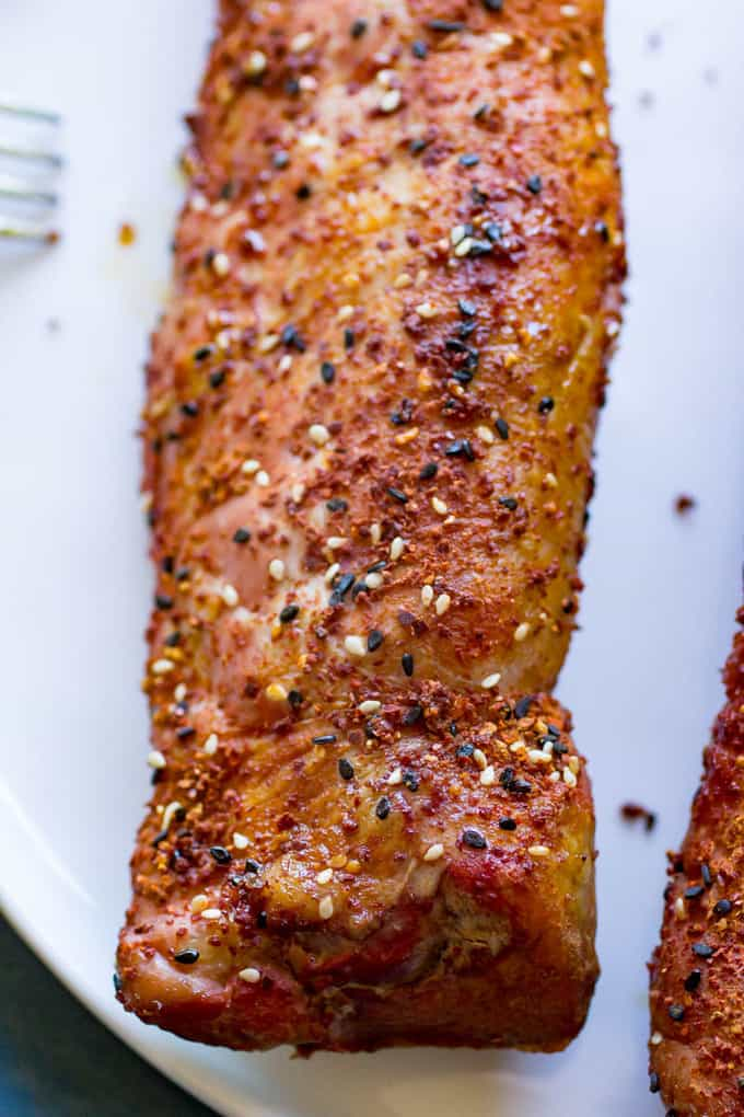 Traeger Togarashi Pork Tenderloin Easy Recipe For The
