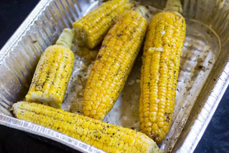 Traeger Corn on the Cob