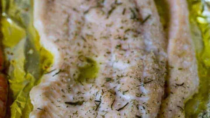 Traeger Grilled Lemon Dill Salmon