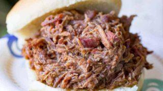 Traeger Smoked Beef Roast