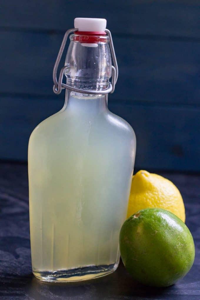 Homemade Sour Mix Recipe