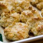 Traeger Grilled Cheddar Bay Biscuits